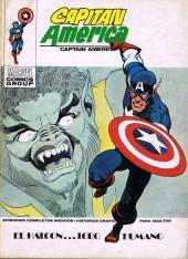 Capitán América (Vol. 1) -32- El Halcon...lobo humano