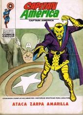 Capitán América (Vol. 1) -33- Ataca Zarpa amarilla