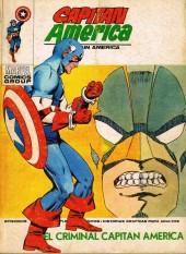 Capitán América (Vol. 1) -35- El criminal Capitán América