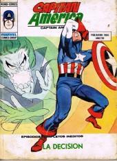 Capitán América (Vol. 1) -36- La decisión