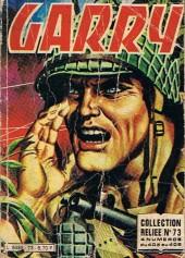 Garry (Impéria - 3e série) -Rec73- Collection Reliée N°73 (du n°405 au n°408)