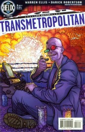 Transmetropolitan (1997) -3- Up On the Roof