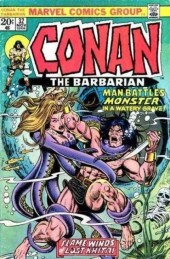 Conan the Barbarian Vol 1 (Marvel - 1970) -32- Flame winds of lost Khitai!