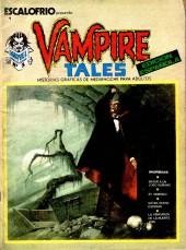 Escalofrio presenta -1- Vampire tales 1