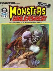 Escalofrio presenta -3- Monsters unleashed! 1
