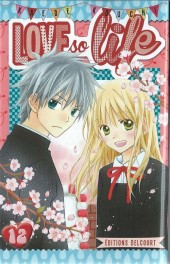 Love so Life  -12- Tome 12