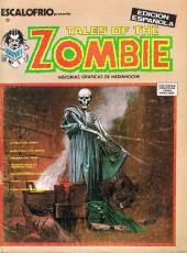 Escalofrio presenta -5- Tales of the zombie 2