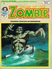 Escalofrio presenta -8- Tales of the zombie 3