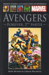 Marvel Comics - La collection (Hachette) -2817- Avengers - Forever, 2ème partie