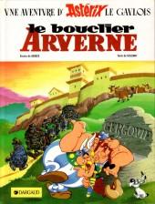 Astérix -11c1989- Le bouclier Arverne