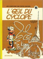 Les petits hommes -5- L'œil du Cyclope