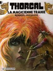 Thorgal -1c95- La Magicienne trahie