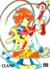 Angelic Layer -3- Combat 3