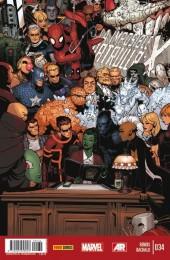 La imposible Patrulla-X -34- Pecado Original: El Testamento de Charles Xavier. Parte 7