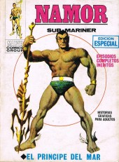 Namor (Vol. 1) -1- El principe del mar