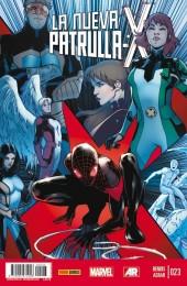 La nueva Patrulla-X -23- La Aventura Definitiva. Parte 5