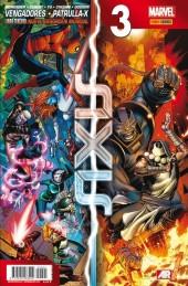Vengadores y Patrulla-X: Axis -3- Libro Tercero: Nuevo Desorden Mundial