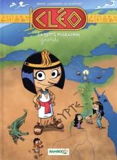 Cléo, la petite pharaonne -1- La petite / grande pharaonne