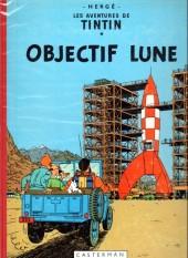 Tintin (Historique) -16B31- Objectif lune