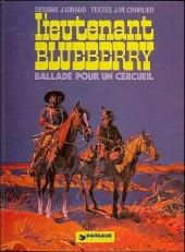 Blueberry -15a79- Ballade pour un cercueil