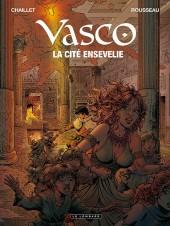 Vasco -26- La cité ensevelie