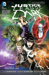 Justice League Dark (2011) -INT05- Paradise Lost