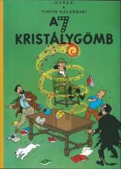 Tintin (en langues étrangères) -13Hongrois- A 7 kristalygomb