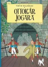 Tintin (en langues étrangères) -8Hongrois- Ottokar jogara