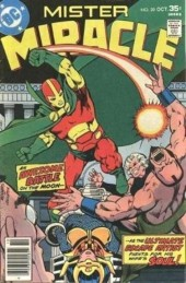 Mister Miracle (DC comics - 1971) -20- Eclipse