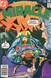 Mister Miracle (DC comics - 1971) -21- Command performance!