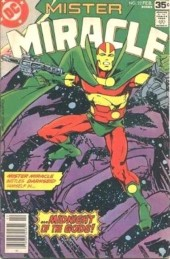 Mister Miracle (DC comics - 1971) -22- Midnight of the gods