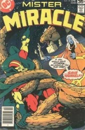 Mister Miracle (DC comics - 1971) -23- As ethos is my judge...!