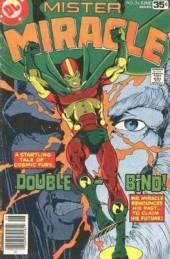 Mister Miracle (DC comics - 1971)