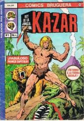 Ka-Zar, rey de la jungla escondida -1- ¡Retorno a la tierra salvaje!