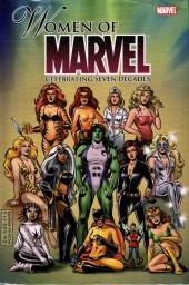 Women Of Marvel: Celebrating Seven Decades Omnibus (2010)