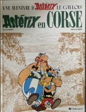 Astérix -20a89- Astérix en Corse
