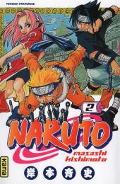 Naruto -2- Un client embarrassant