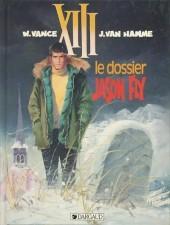 XIII -6a1991/01- Le dossier Jason Fly