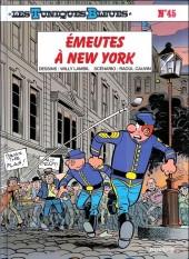 Les tuniques Bleues -45b2012- Émeutes à New York