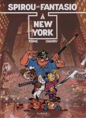 Spirou et Fantasio -39Pub1- Spirou à New York