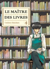 Le maître des livres (Toshokan no Aruji)  -4- Tome 4