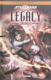 Star Wars - Legacy - Saison II -3- Fugitive