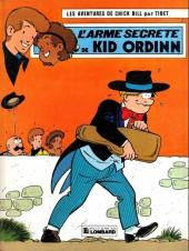 Chick Bill -2925a84- L'Arme secrète de Kid Ordinn