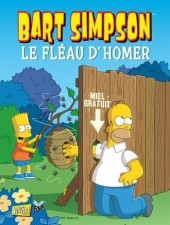 Bart Simpson (Jungle !) -9- Le fléau d'Homer