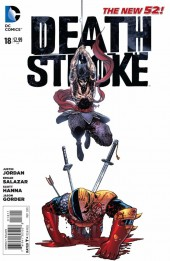 Deathstroke (2011) -18- Fight the Future