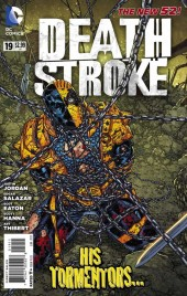 Deathstroke (2011) -19- Resurrection Day