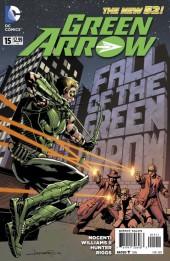Green Arrow (2011) -15- Harrow