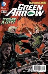 Green Arrow (2011) -16- Harrow, Part 2: Battle for Seattle