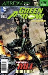 Green Arrow (2011) -17- The Kill Machine, Part 1