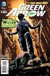 Green Arrow (2011) -18- The Kill Machine, Part 2